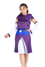 Naruto Shippuden Hidden Cosplay Costume Leaf Yamanaka Ino Outfit 1st Ver Set