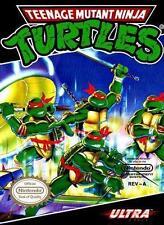 Teenage Mutant Ninja Turtles (NES), (NES)