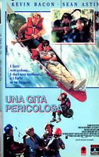 Una gita pericolosa (1987) VHS Columbia 1a Ed.    Kevin Bacon, Matt Adler