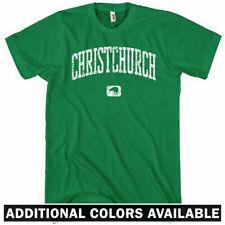 Christchurch New Zealand T-shirt - NZ Kiwi Crusaders Wizards - Men / Kids XS-4XL