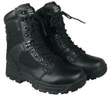"""Ic boots """"Elite-FORCES"""" Combat Bottes Bottes En Cuir Bottes Noir 39-47"""