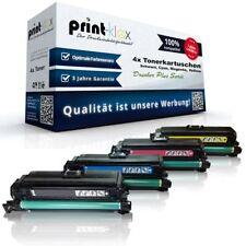4x Compatible Cartuchos de tinta para HP CE260X-CE263A Set Ahorro -drucker Plus