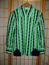 Eye Popping Vtg 50s 60s Rockabilly James Kenrob Dalton Bold Bright Shirt Jacket