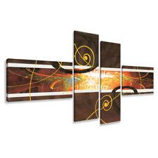 toile sur cadre differents  mesures  marque Visario ®   abstrait FR1 1522