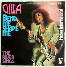 Single (s) - BEND ME SHAPE ME - Gilla