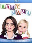 Baby Mama (Blu-ray, 2008, WS) Tina Fey, Amy Poehler  NEW