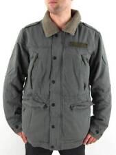 O'Neill Jacke Fieldjacket Parka Winterjacke Shelter grün Fleece Kragen