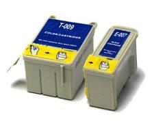NERO & COLORE compatibile (NON OEM) Cartucce di inchiostro per sostituire t007 & t009