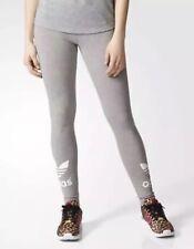 NEW Womens Adidas Originals Trefoil Leggings Ltd Edition Casual Wear Gym Sports