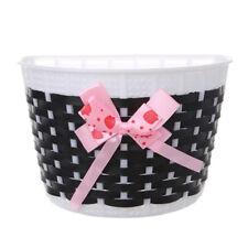 Fahrradkorb Lenkerkorb Einkaufskorb Körbchen für Kinder Mädchen Kunststoff GUT