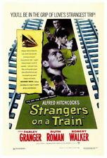 71931 Strangers on a Train Movie Farley Granger Wall Print Poster AU