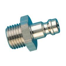 "Rectus 21 Series Male Threaded BSPP Plug sizes 1/8"", 1/4"" & 3/8"" QRC, S"