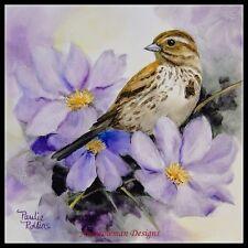 Charts Needlework Diy - Counted Cross Stitch Patterns - Lavender Romance