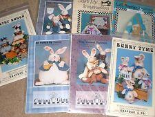 Conejo patrones de costura