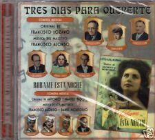 Tres Dias Para Quererte Robame Esta Noche  Comedias Musicales  (Madrid 1946) CD