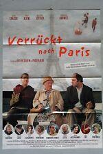 (P110) Kinoplakat Verrückt nach Paris - 2002 Paula Kleine, Wolfgang Goettsch