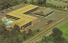 E8291 NC, Morganton Days Inn Postcard
