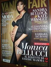 Vanity Fair.MONICA BELLUCCI,BARBARA DE ROSSI,JOHN GALLIANO,nnn