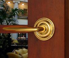 FPL Alexandria Privacy Door Lever Set for Bedroom and Bathroom Doors