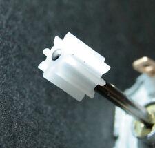 Pignons 8 dents pour moteur locomotive compatible avec mécanique Jouef