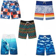Gymboree/Crazy 8 Boy Swim Shop Swim Trunks UPF 50+ 4 5 6 7 8 10 12 NWT Retail