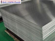 Lamiera in alluminio EN AW-1050 99.5%  Spesse 1,1.5,2,3,4,5,6 mm