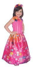 Alexa Barbie Pearl Princess Pink Fancy Dress Up Halloween Deluxe Child Costume
