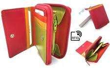 RFID Safe Golunski Graffiti Range High Quality Leather Small Purse Wallet.
