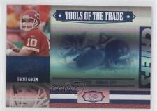 2007 Playoff Absolute Memorabilia #TOT-140 Trent Green Kansas City Chiefs Card