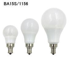 1x/10x BA15S 1156 3W/5W/9W LED Light Globe Bulb Lamp AC/DC 12-24V Fit RV  #T