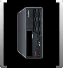 IBM LENOVO THINKCENTRE 6234 M58p 2-CORE 2.50 GHZ - 3.20 GHZ 2/4GB 160 GB HDD DVD