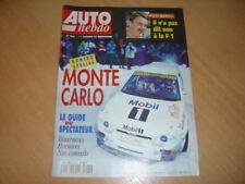 Auto hebdo N°965 BMW 750i. Le guide du Monté-Carlo