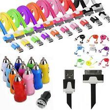 CÂBLE USB COULEUR et/ou CHARGEUR ALLUME-CIGARE - Plat Renforcé - ENVOI EXPRESS