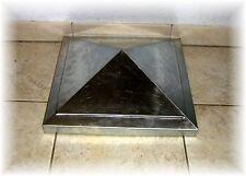 Kupfer/Zink- Pfeilerabdeckung, Pfostenabdeckung, Säulenabdeckung, Wetterschutz