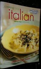 Australian Women's Weekly Cooking Class Italian  Cookcook AWW
