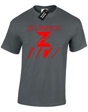 ZED BANCO DEI PEGNI Da Uomo T-shirt Pulp Fiction ARMA Film Cult Retrò Jules WOLF