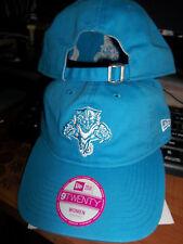 Florida Panthers Women's Essential Periwinkle Blue NHL Hat Cap Ladies Adjustable