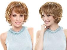 Heat Wavy Shag Medium Short Lace Front By Jon Renau Wigs SmartLace