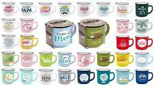 Auswahl Sheepworld Gruss & Co  - Lieblings- Kaffe- Becher Tasse in Emaille Optik