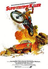 Summertime Killer - 1972 - Movie Poster