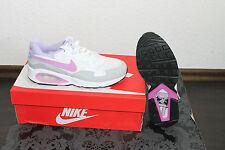 Nike Air Max Trax donna corsa scarpe bianco lilla taglia 38 o 38,5 NUOVO