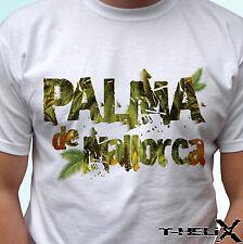 Palma De Mallorca - white t shirt top Spain design - mens womens kids baby