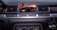 Sblocco TV/DVD Audi A4, A5, A6, A8, Q7, R8 MMI su OBDII
