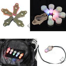 Airsoft S-LITE Pendant Type Helmet Vest Signal Strobe Light LED 6 Colors