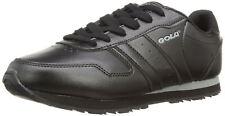 Gola multi deporte deporte/Gimnasio/Zapatillas Exterior Negro/gris Talla UK7 to