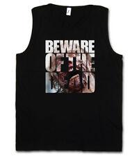 BEWARE OF THE DEAD TANK TOP Zombie The Walking Walkers Daryl Dixon Dead Shirt