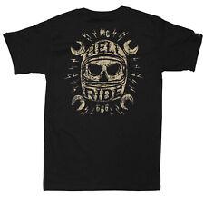 La Marca Del Diablo [Hellride] T-Shirt Rockabilly Rocker HARLEY Tattoo Ink la M