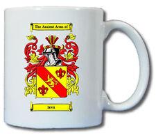 LAWN (IRISH) COAT OF ARMS COFFEE MUG