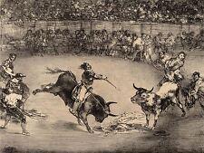FRANCISCO DE GOYA FAMOUS AMERICAN MARIANO CEBALLOS 1825 ART PRINT BB5346A