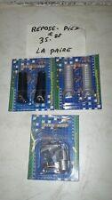 paire REPOSES PIEDS Suzuki . CALE PIED